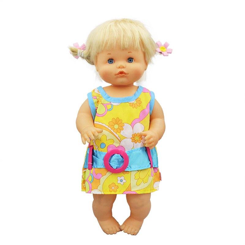 New Dress Clothes Fit 42cm Nenuco Doll Nenuco y su Hermanita Doll Accessories