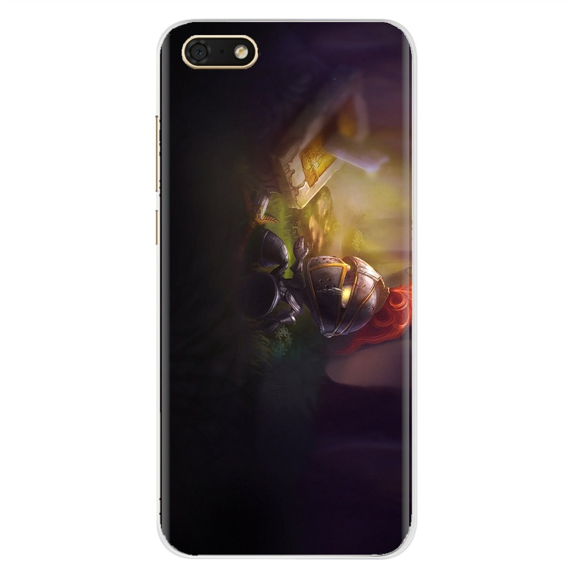 Amumu Nami LOL Super hero Personalized Silicone Phone Case For ZTE Blade A910 A610 A530 A510