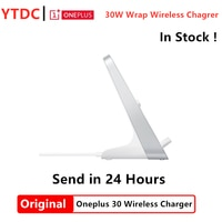 In Stock OnePlus Warp Charge 30 Wireless Charger US Compatible with Qi / EPP standards For Oneplus 8 Pro