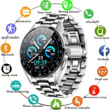 2021 Men Smart Watch Heart Rate Monitor IP68 Swim Sport Luxurious Answer Dial Bluetooth Call Can Sma