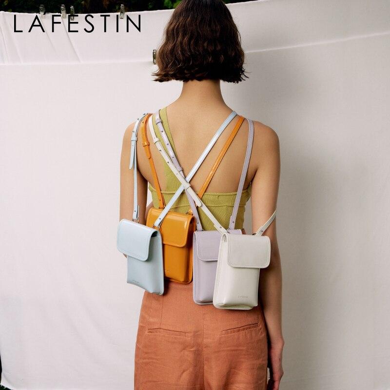 LA FESTIN designer bag for women 2021 new fashion cell phone shoulder messenger bags adjustable unde