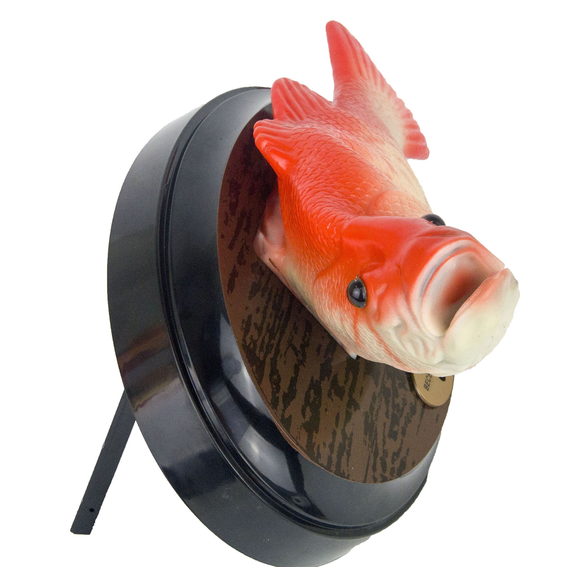 Singing Salmon Sing Beating Plastic Fish Novelty Spoof Halloween Electric Toy enlarge