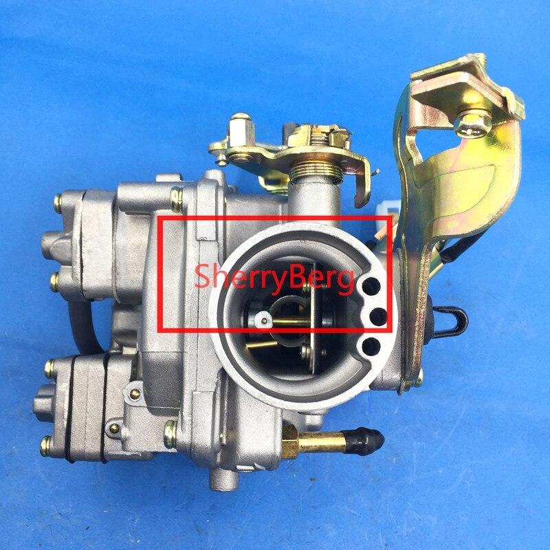 Carb-CARBURETTOR para SUZUKI ، متوافق مع SUZUKI Carburettor SJ410 F10A 465Q ST100 ، SAMURAI JIMNY SUPER keep para para CARBURETTOR