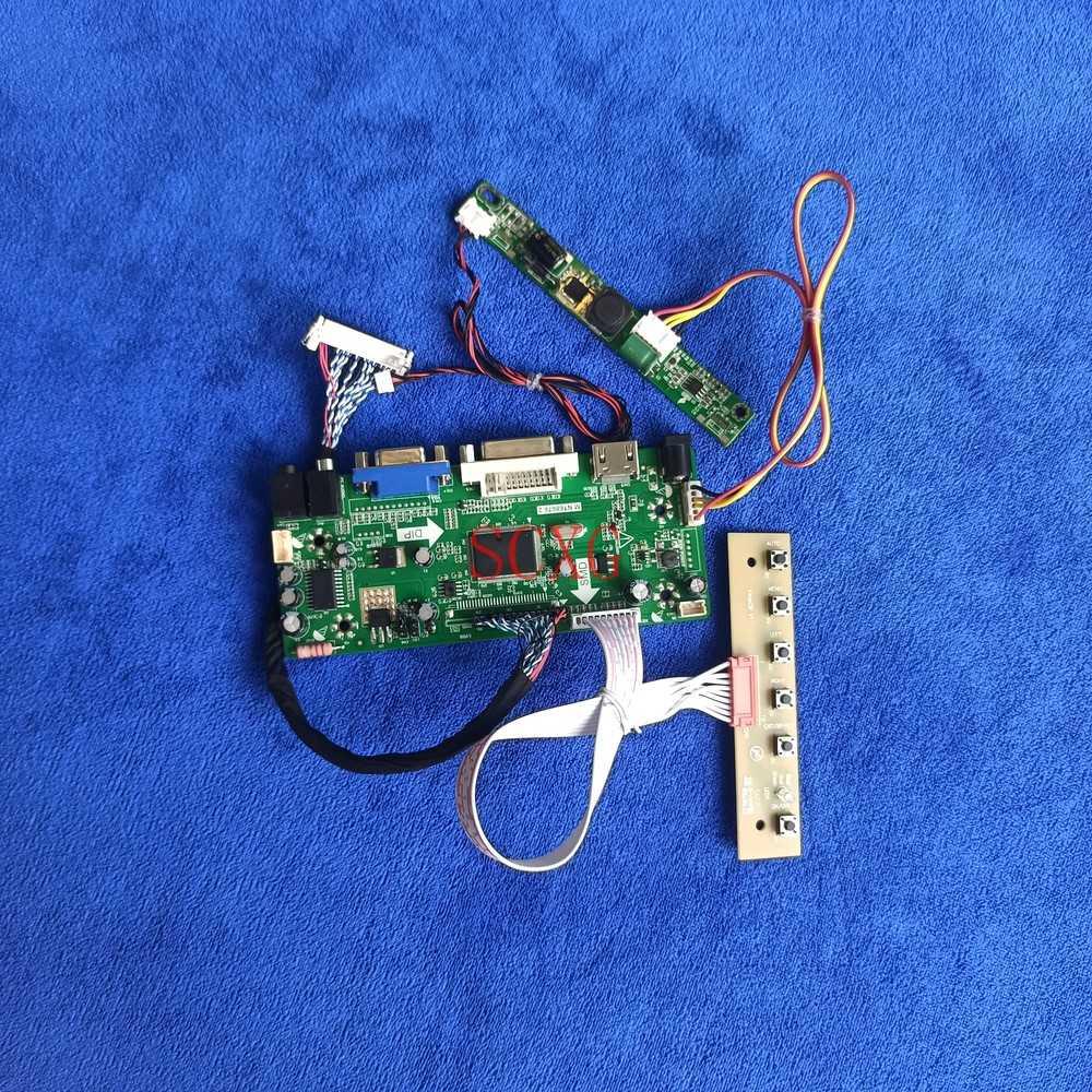 M.NT68676 محرك تحكم مجلس LED LCD صالح HR230WU1/MV230FHM لوحة 30 دبوس LVDS 1920*1080 مجموعة أدوات الشاشة DVI VGA HDMI-متوافق