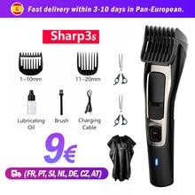 Tagliacapelli elettrico ricaricabile per tagliacapelli digitale professionale ENCHEN per tagliatrice di capelli da uomo