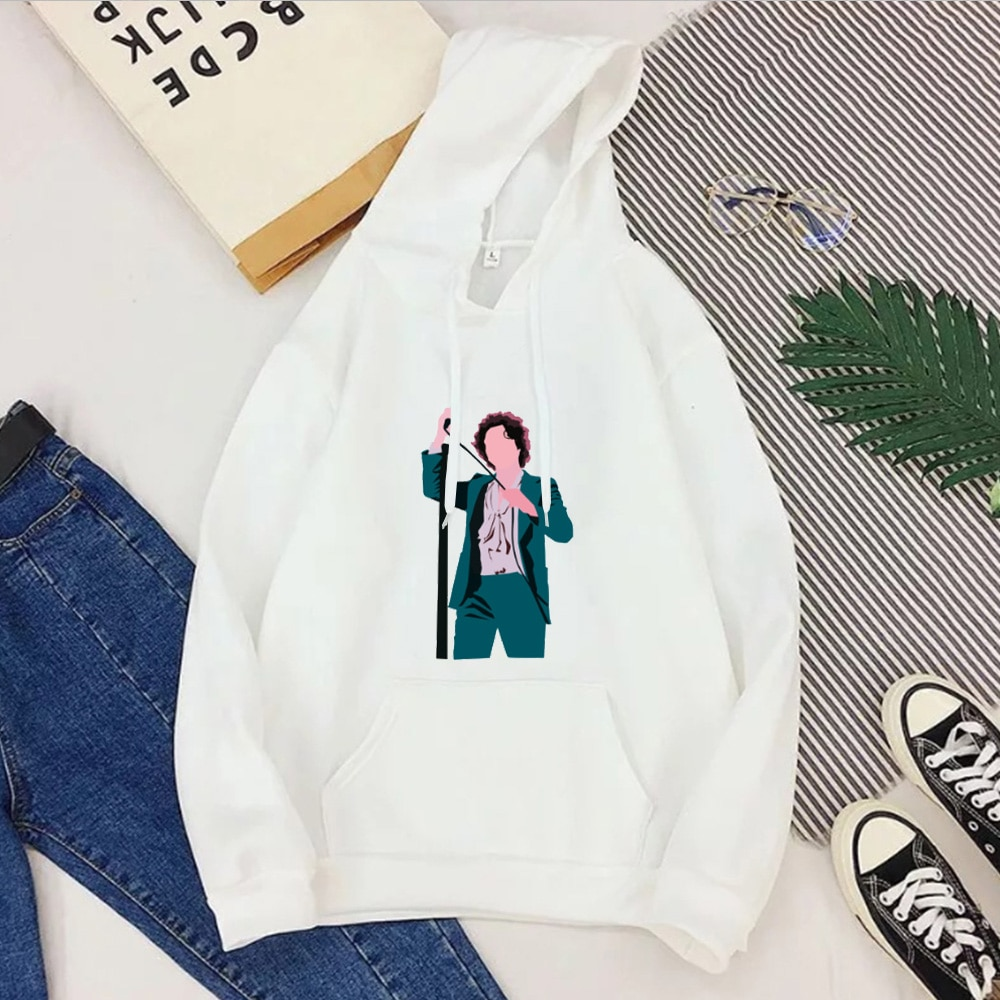 Vintage Hoodies Men Streetwear Casual Print Pullovers Girls Hoodies Korean 2021 Vintage Pink Clothing Full New New