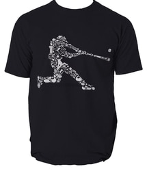 Camiseta jogador de beisebol masculino soulstar jogador americano de futebol
