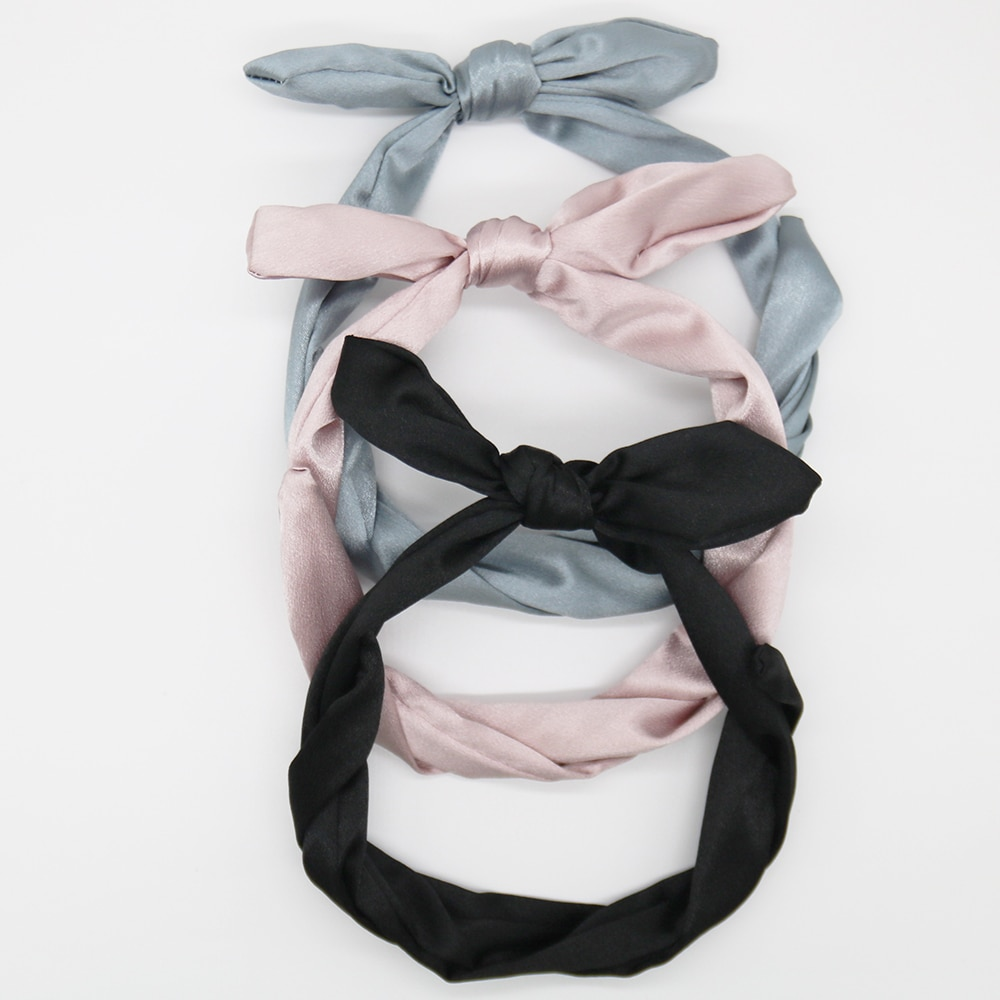 2020 nova moda cor pura jóias arco de seda atividade faixa de cabelo argola cabelo feminino cinto de cabelo argola ornamento de cabelo headwear