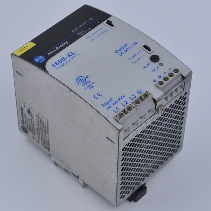 ALLEN-BRADLEY    1606-XL240E-3   DC24-28V/10A   1606-XL Switch diany