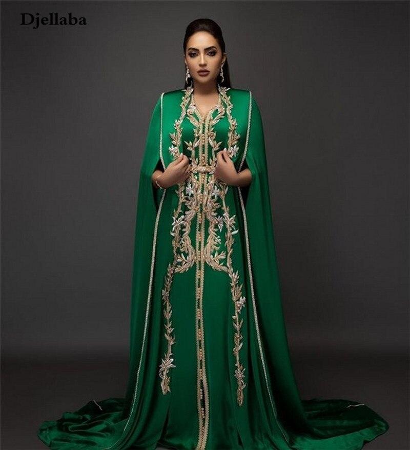 فستان سهرة رسمي طويل مطرز بالدانتيل ، قفطان مغربي ، فستان حفلات عربي دبي