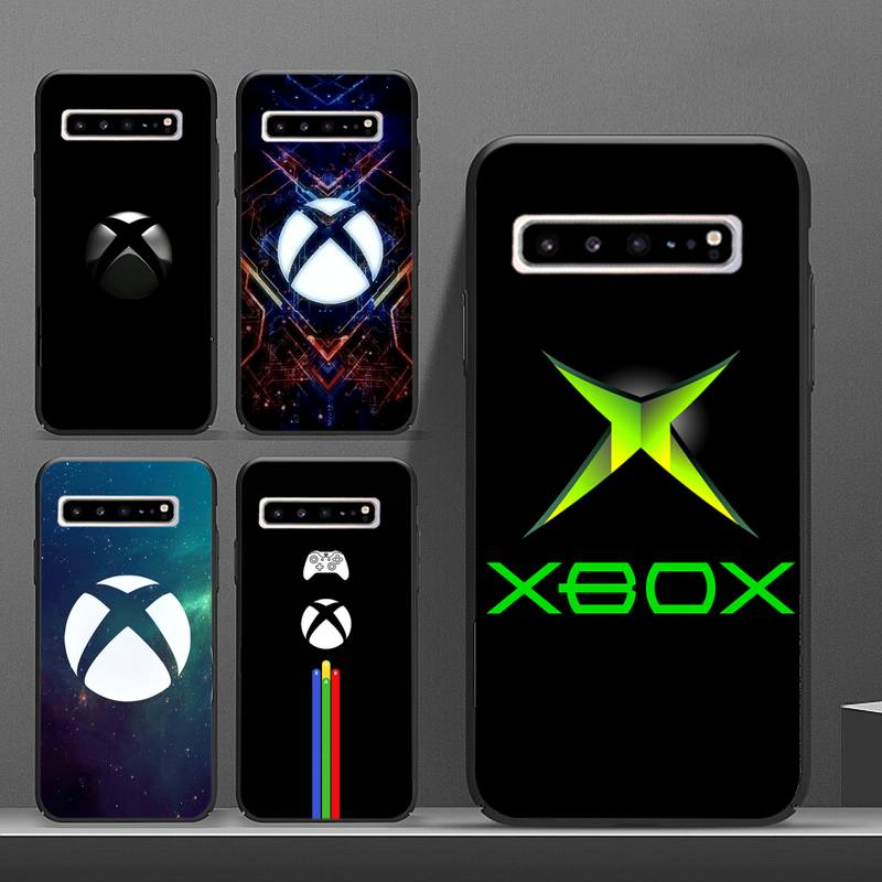 PS4 Games-XBOX For Samsung A51 A50 A71 Silicone Soft Case Cover For Galaxy Note 20 Ultra 8 9 10 Plus Cases