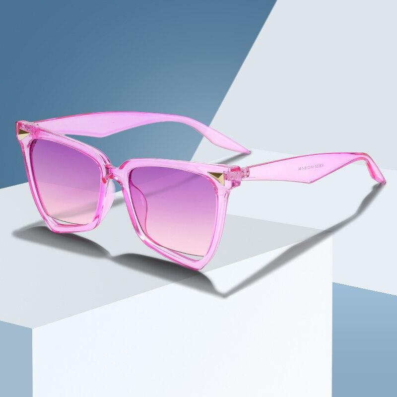 Gafas de sol de ojo de gato de mujer de moda gafas de sol de marca de diseñador de lujo gafas de sol Vintage UV400 gafas de sol
