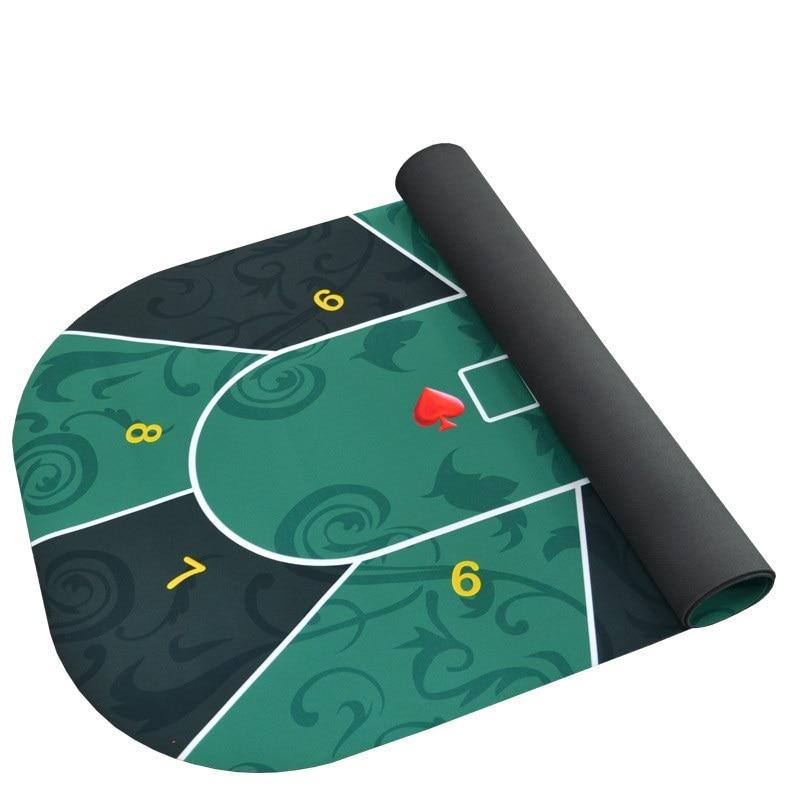Техасская покерная скатерть, набор для покера в казино, коврик для настольных игр, Настольный коврик для домашних игр, аксессуары для покера-3