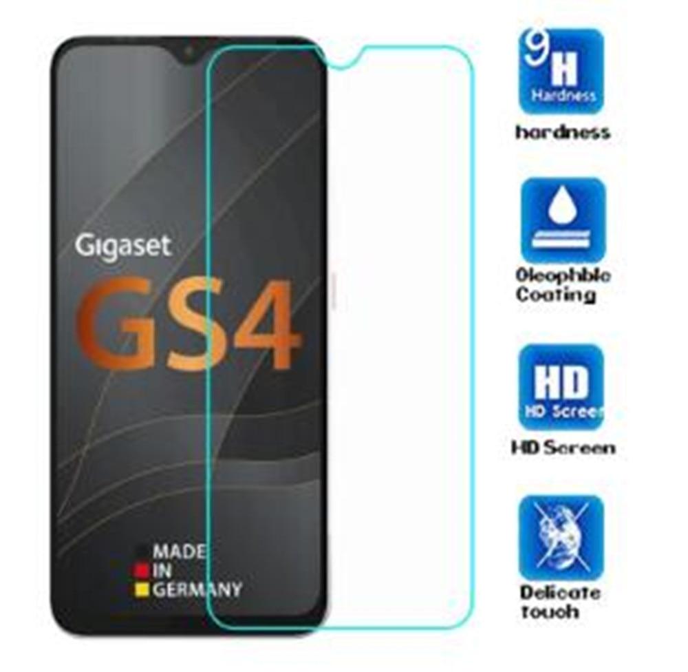 Protección de vidrio para M 740 Gigaset tdt GS3 Protector de pantalla...