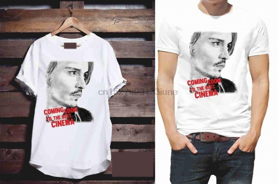 Camiseta MAGLIA MAGLIETTA, camiseta de Cine de cine, de la famosa ropa de verano con cuello redondo y cuello redondo