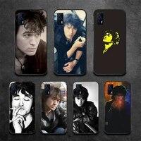 viktor tsoi phone case for samsung s6 s7 s8 s9 s10 plus s20 s21 s30ultrs fundas cover