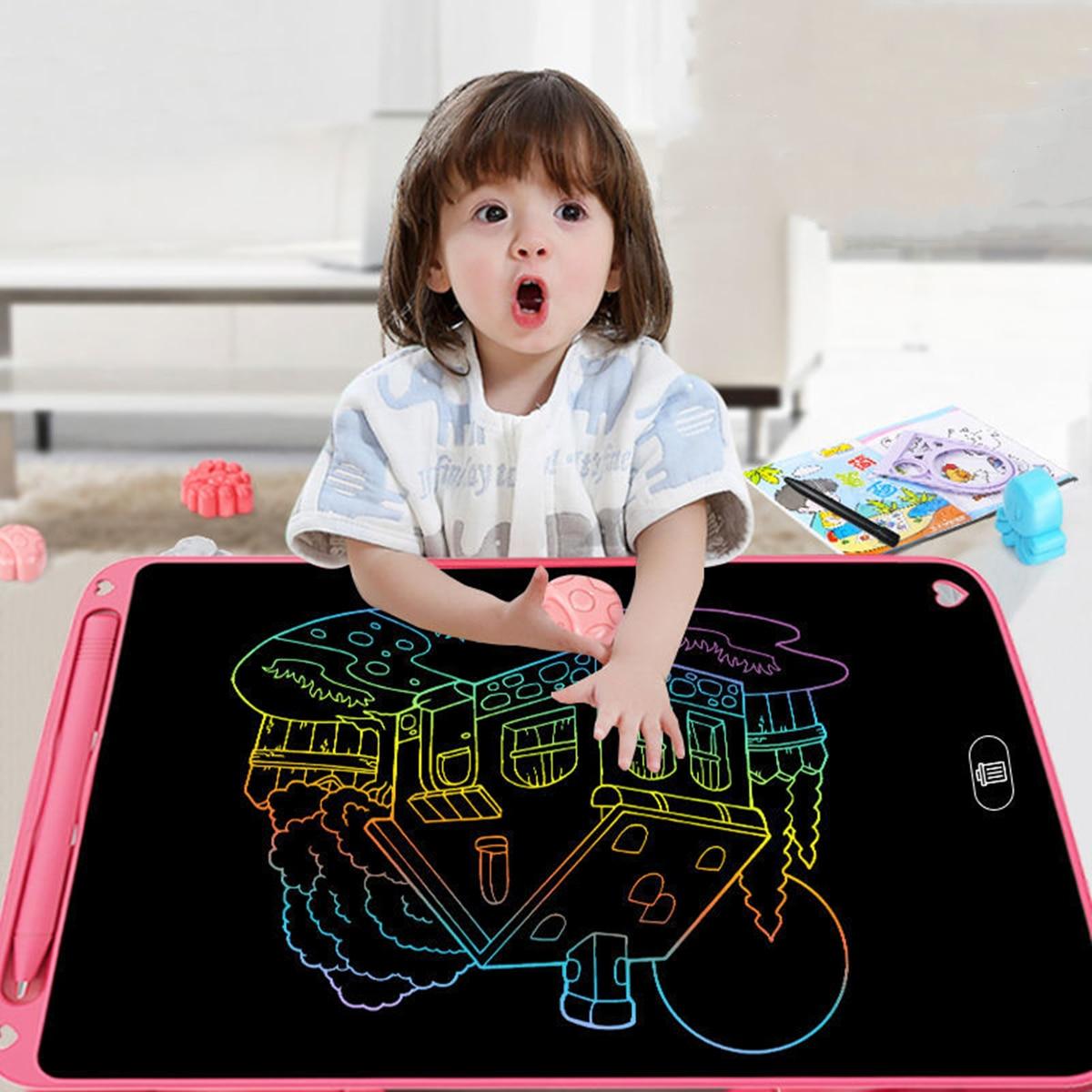Электронная доска для рисования 8,6 дюйма, ЖК-экран, планшет для письма, цифровые графические планшеты для рисования, электронная доска для р...