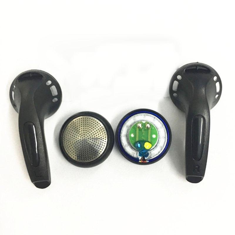2 pcs mx500 15.4mm Graphene Speaker unit Headphones accessories 400 ohm ,5mw diy earphone