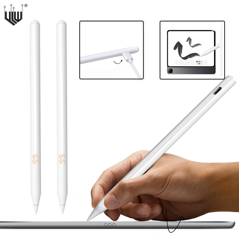Palm Rejection Active Stylus Pen For Apple Tablet iPad Pencil iPad Mini Air Pro 11 12.9 Apple Pencile Screen Touch Pen 8Pro