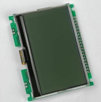 20PIN SPI COG LCM 256128 módulo LCD ST75256 controlador Blanco/luz de fondo azul paralelo/interfaz I2C
