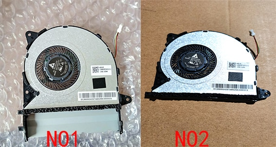 FAN FOR DELTA Brand New Laptop Cooling CPU Fan ASUS UX305LA UX305L U305L U305LA NC55C01-14M14 13NB08