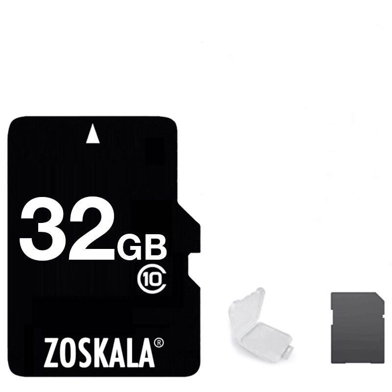 100% OK Pass H2testw Genuine Real Full Capacity 32GB 16GB TF Memory Micro SD Card Class10 C6 Flash C