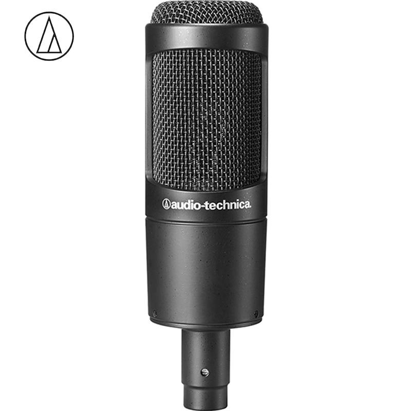 Original Audio Technica AT2020 Wired Cardioid Condenser Microphone