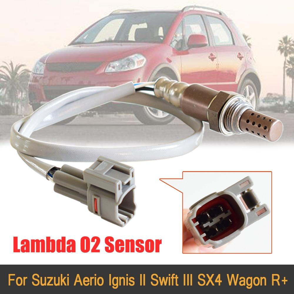 Fábrica de sonda Lambda Sensor de oxígeno 18213-63J01 1821363J01 para Suzuki Aerio Ignis II Swift III SX4 Fiat Sedici Subaru Justy