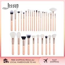 Jessup pinsel 30PCS Make-Up pinsel set Beauty-tools Kosmetische kits Make-up pinsel POWDER FOUNDATION LIDSCHATTEN ERRÖTEN