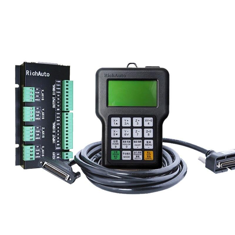 Enrutador de madera de 3 ejes, uso, controlador dsp automático A11 rico cnc con cable usb