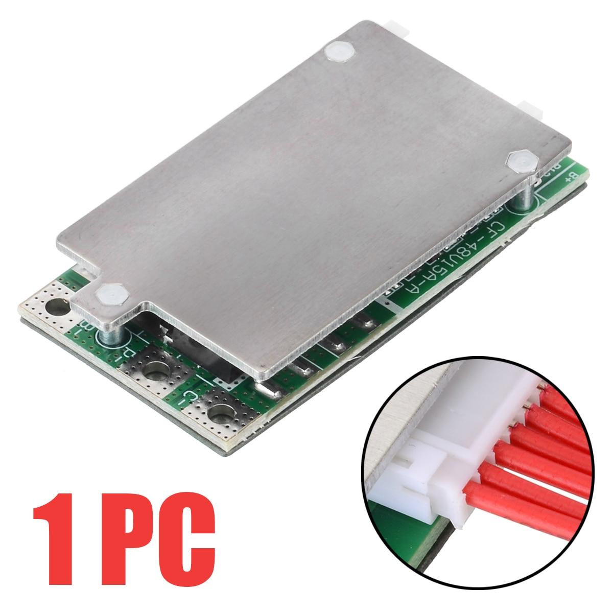 1 шт. Высокое качество литиевая батарея защита питания плата 10S 36V 37V 15A литий-ионный аккумулятор BMS PCB PCM Mayitr