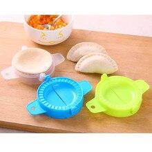 Jiaozi – moule de raviolis chinois à faire soi-même, pour faire des boulettes et des pâtisseries, accessoires de cuisine