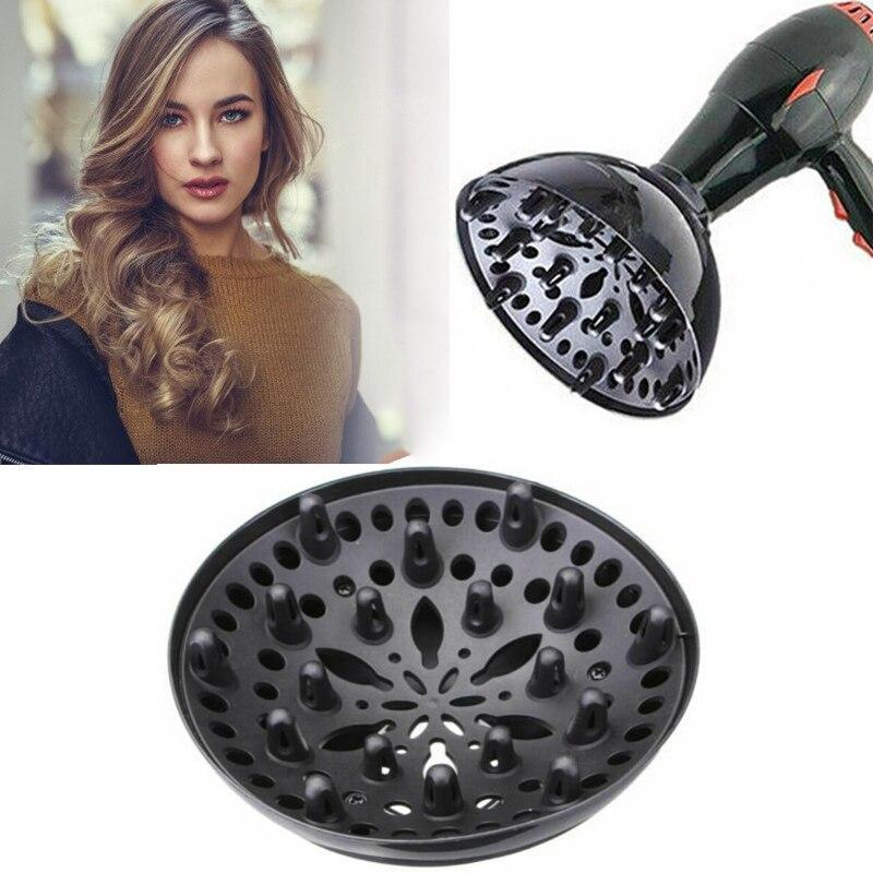 Difusor de boquilla para herramienta de estilismo de cabello, accesorios de barbería, kappers benodigdhen, pelo rizado, peluquería, accesorios profesionales