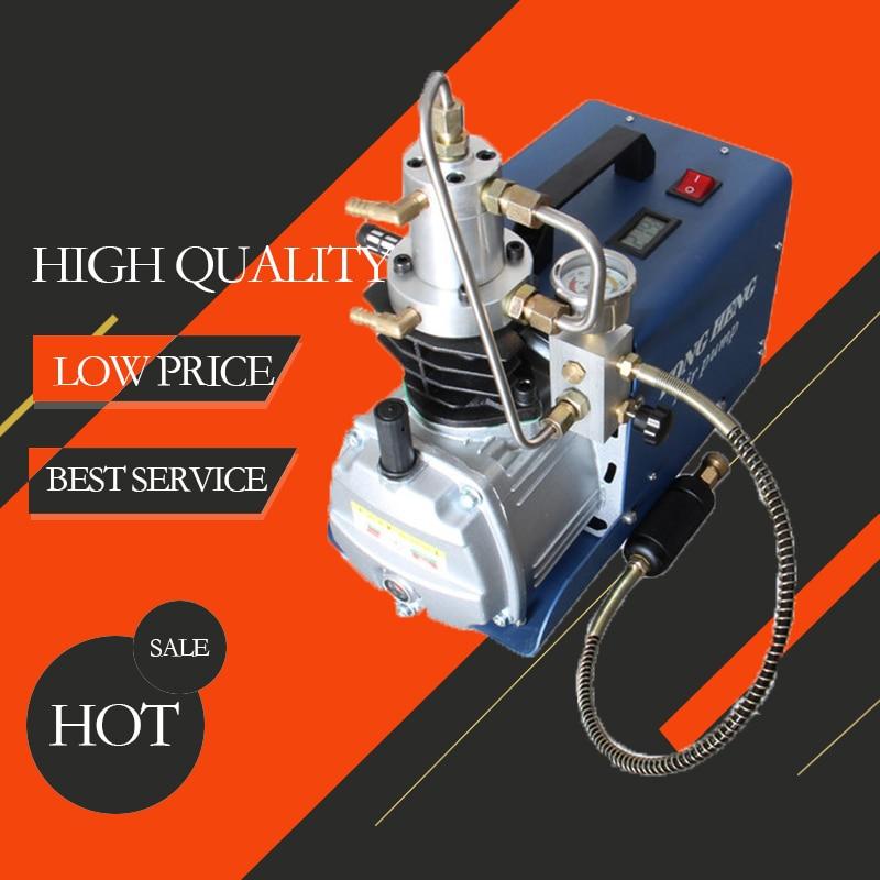 2020 Newly YONGHENG Streamlined High Pressure Air Pump 0-30mpa