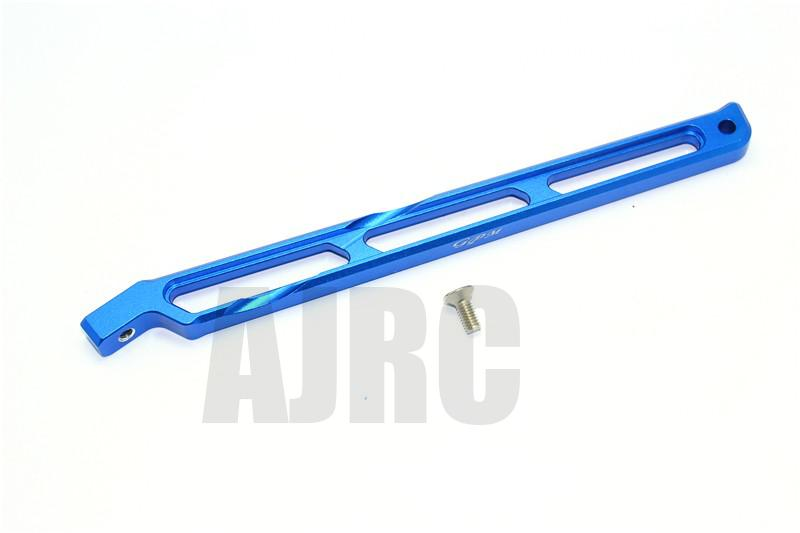 ARRMA 1/8 KRATON OUTCAST/NOTORIOUS 6S aluminum alloy rear support rod ARRMA-AR320446 enlarge
