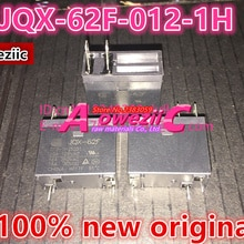(10PCS) new original relay JQX-62F-012-1H HF62F-012-1H water heater for microwave oven