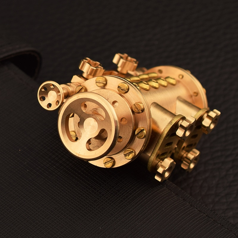 Chinese brand Zorro heavy kerosene lighter submarine creative new machine hand feel thick metal old wheel lighter enlarge