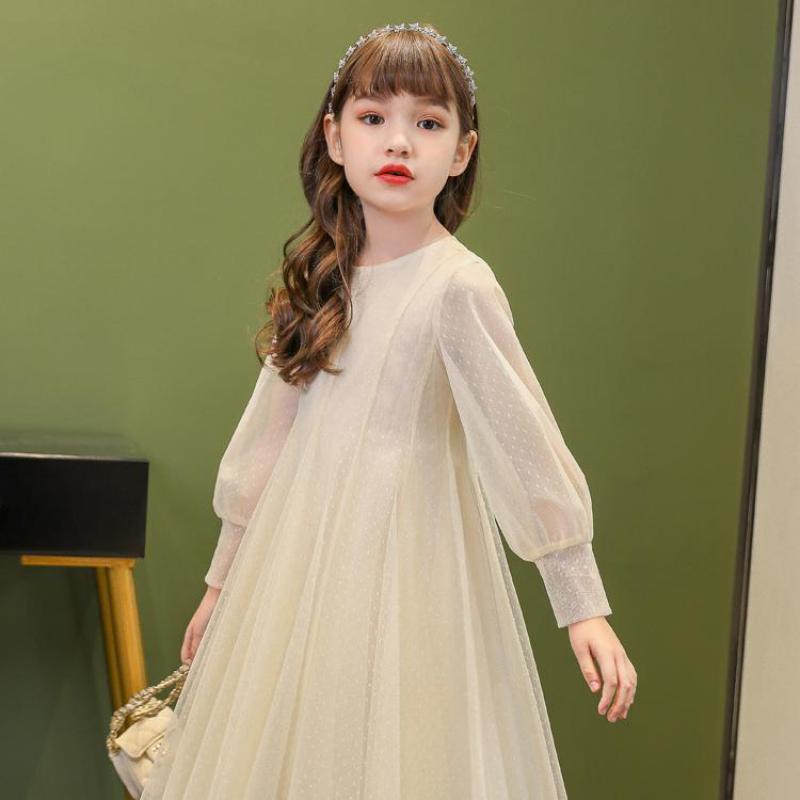 Элегантное платье для девочек на свадьбу; вечерние длинные кружевные платья для девочек; коллекция 2020 года; нарядные вечерние платья принце...