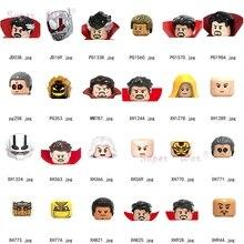 Docteur unique étrange ancien un Wong Dormammu ANT-MANS Figures tête accessoires blocs de construction jouets enfants série-049