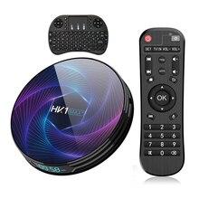 HK1 MAX Plus  Android 9.0 Smart TV Box 4GB 32GB RK3368PRO 1080P H.265 4K youtube Netflix HK1MAX Set Top Box