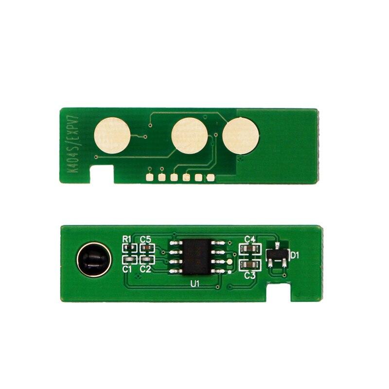 4X Chip Für Samsung SL-C482FW SL-C482W SL-C483 SL-C483W SL-C483FW C430 C430W C433 C433W C432 C480 C480FN C480FW C480W C482W C483