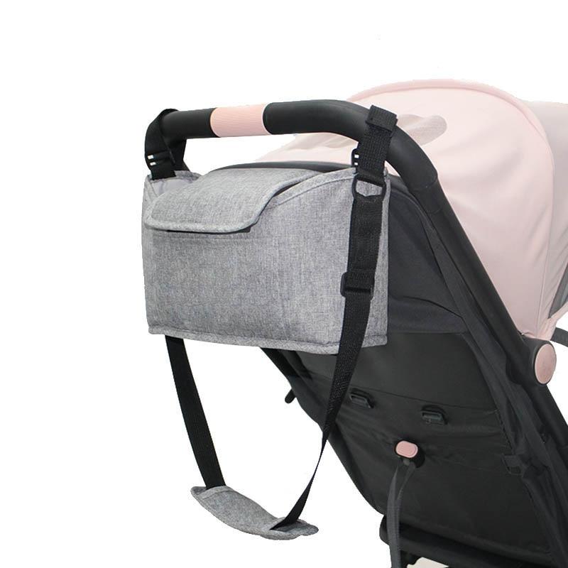 Bolsa de pañales colgante cochecito de bebé bolsa accesorio para carro cochecito momia bolsa Universal para Yoya plus Yoyo Babyzen,yoya,etc.