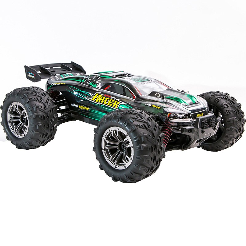 JTY Toys 1:16 RC Trucks 36km/h High Speed Remote Control Buggy Truck Waterproof 4WD Bigfoot Climbing Off-Road Remote Control Car enlarge