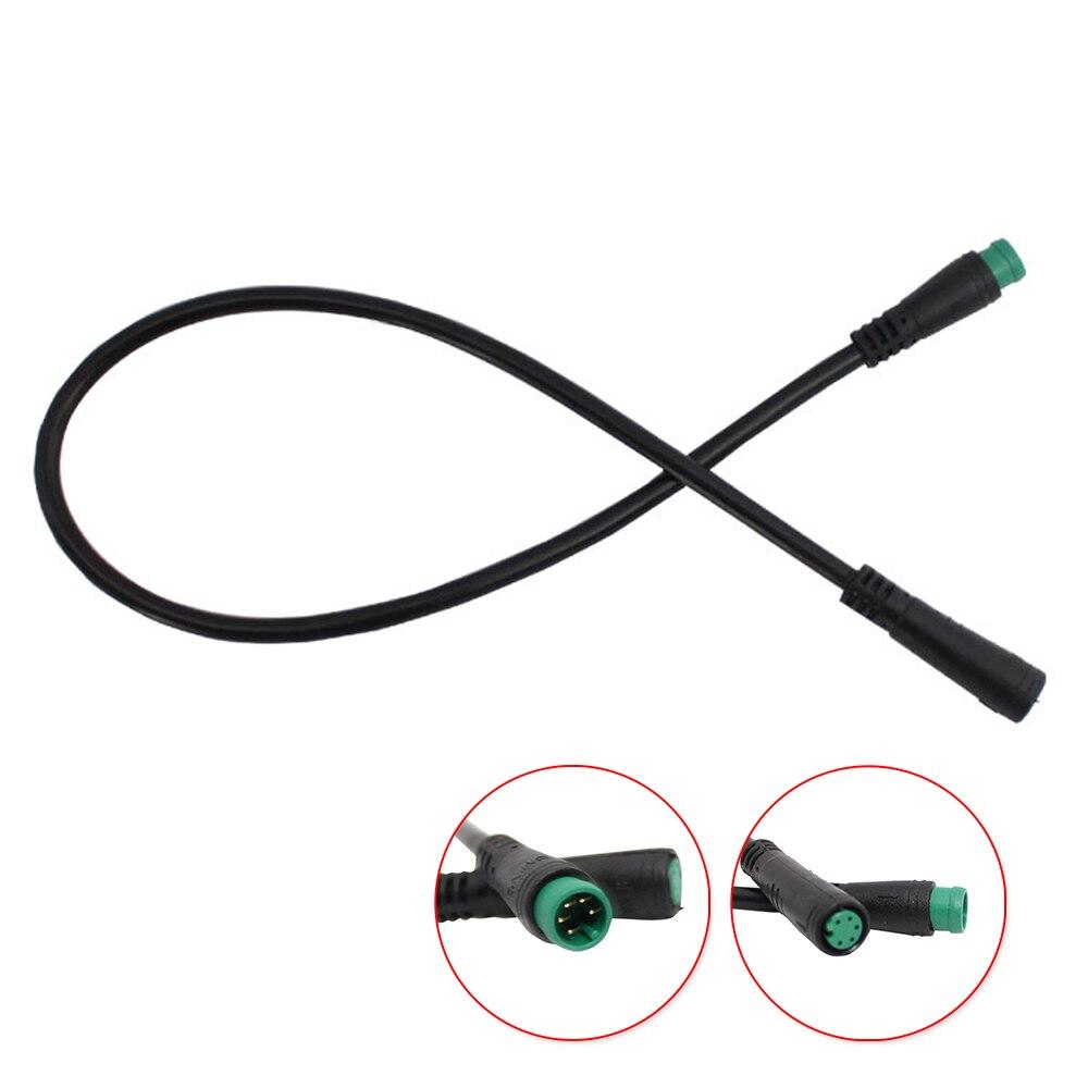 Conector de enchufe de Cable de extensión de palanca de freno de 5 pines ABS para motores de transmisión media BaFang