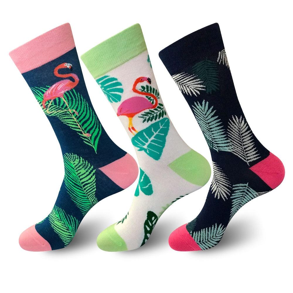 Новейшие тренды, мужские модные дизайнерские хлопковые мягкие короткие носки