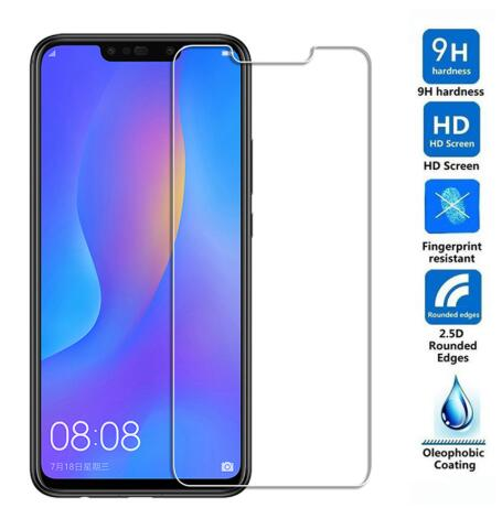 Tempered Glass for Huawei Nova 3 Nova3 Screen Protector for 9H Hard 2.5D Explosion Proof Protective