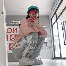 Casual Trousers Wide Leg Pants Spring and Autumn Thin