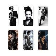Чехлы для мобильных телефонов samsung A10 A30 A40 A50 A60 A70 Galaxy S2 Note 2 3 Grand Core Prime Tom Kaulitz Bill Kaulitz Tokio