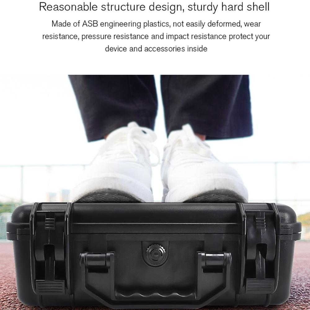 Mavic Air 2S Waterproof Suitcase Explosion-proof Box Travel Carrying Case Large Capacity for DJI Mavic Air 2 Drone Accessories enlarge