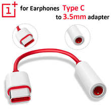 USB Type C To 3.5mm Earphone Jack Adapter Audio Cable Connector for One Plus 7 Usb-c Music Converter Oneplus 6T 7 Pro Universal